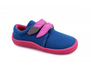 tenisky Beda Blueberry (BF 0001/TEX/W) (EU size 21, Inner shoe length 130, Inner shoe width 62)