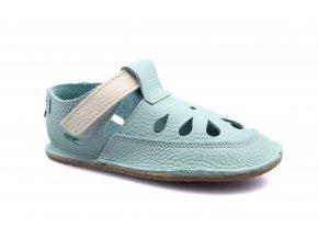 sandály/bačkory Baby Bare IO Acqua - TS (EU size 19, Inner shoe length 120, Inner shoe width 58)