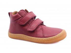 boty Froddo G3110195-4L Bordeaux AD (EU size 37, Inner shoe length 245, Inner shoe width 90)
