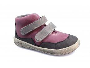 boty Jonap Bella Růžová Slim (EU size 20)