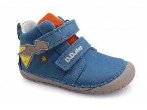 boty D.D.Step - 262 Bermuda blue (S070) (EU size 21, Inner shoe length 136, Inner shoe width 61)