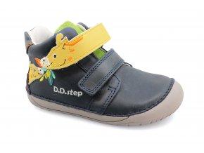 boty D.D.Step -880 Royal blue (S070) (EU size 21, Inner shoe length 136, Inner shoe width 61)
