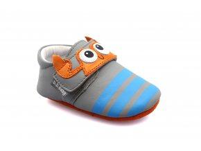 capáčky D.D.Step 560 Grey (K1596) (EU size 19, Inner shoe length 120, Inner shoe width 58)