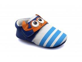 capáčky D.D.Step 560A Bermuda blue(K1596) (EU size 19, Inner shoe length 120, Inner shoe width 58)