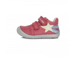 boty D.D.Step - 346A Dark Pink (063) (EU size 25, Inner shoe length 160, Inner shoe width 65)