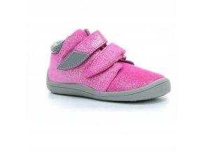 boty Beda Janette na růžové s membránou (BF 0001/W/M/2) (EU size 20)