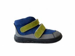 boty Jonap Bella S modro zelená (EU size 20)