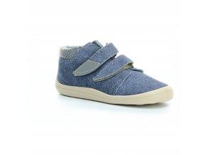 boty Beda Denis na béžové kotníčkové s membránou (BF 0001/W/M/) (EU size 25, Inner shoe length 158, Inner shoe width 70)