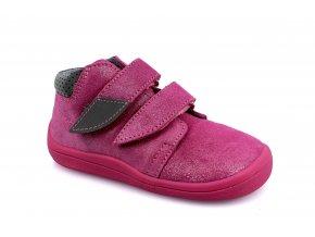 boty Beda Janette na růžové s membránou (BF 0001/W/M) (EU size 20)