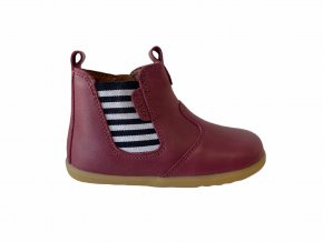 boty Bobux Jodhour boot Boysenberry Step Up (EU size 19, Inner shoe length 122, Inner shoe width 56)