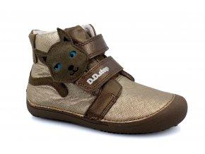 boty D.D.Step - 379A Chocolate (063) (EU size 25, Inner shoe length 160, Inner shoe width 65)