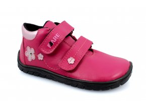 boty Fare B5516151 s membránou růžové s kytičkou (bare) (EU size 28, Inner shoe length 182, Inner shoe width 74)