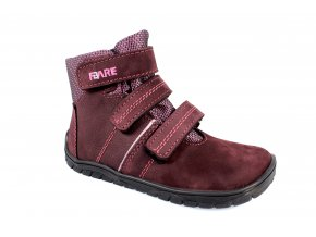boty Fare B5526292 s membránou vínové (bare) (EU size 28, Inner shoe length 182, Inner shoe width 74)
