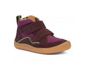 dívčí zimní obuv Froddo