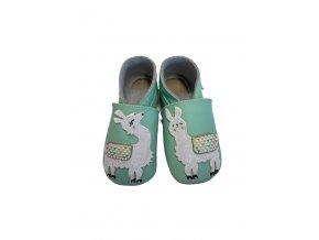 capáčky Lait et Miel new Lama (EU size 20, Inner shoe length 117, Inner shoe width 56)