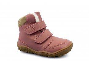 boty bLIFESTYLE gibbon bio nappa rose (EU size 24, Inner shoe length 163, Inner shoe width 63)