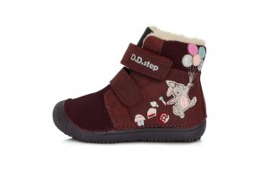 měkké boty na zimu