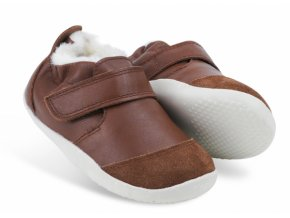 Bobux Marvel Arctic Toffee Xplorer shoes (EU size 19)