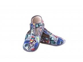 Beda slippers zůžené
