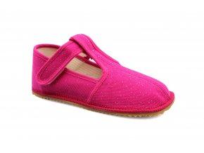 Beda barefoot slippers na úzkou nohu
