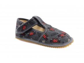 bačkory Beda formule zúžené (BF-060010/W/02) (EU size 22, Inner shoe length 142, Inner shoe width 57)