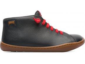 barefootové podzimní boty