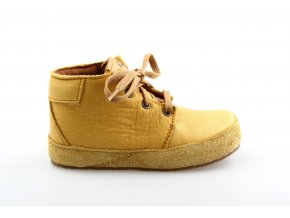 Pegres B1406 yellow shoes