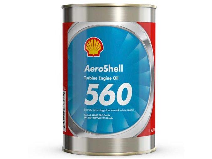 aeroshell trubine 560 1q