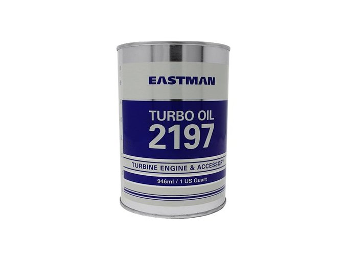 Eastman Turbo Oil 2197 O 154 1USQ Can
