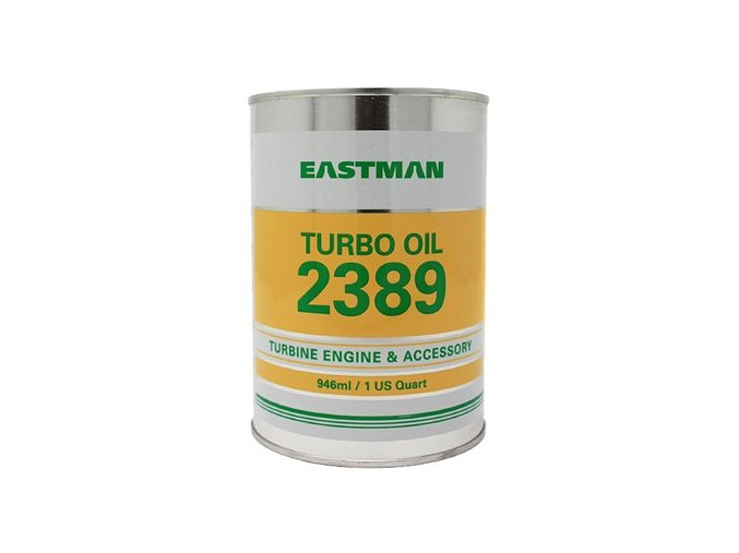 Eastman Turbo Oil 2389 OX 9 O 148 1USQ