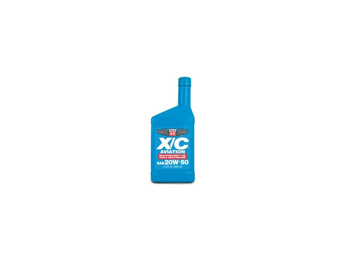Phillips X/C 20W50 Aviation Oil (Balení oleje 208l)