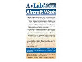 Aircraft Wash