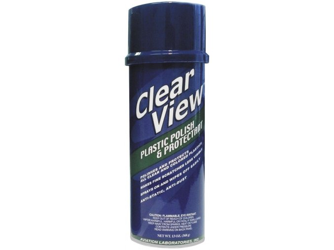 Clear View polish & protectant (Spray 1ks Spray 1 ks 184gr.)