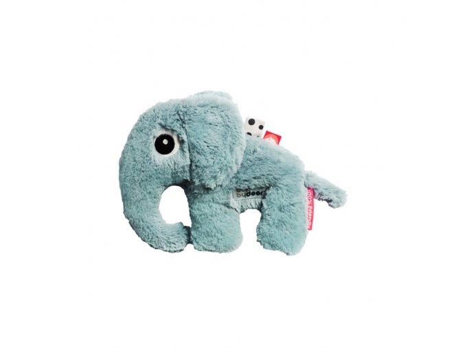 DONE BY DEER Mazlivá hračka Elphee malá modrá