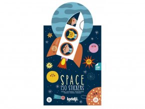 81833 space stickers set 6