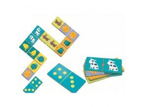 2280 1 domino barevna zviratka