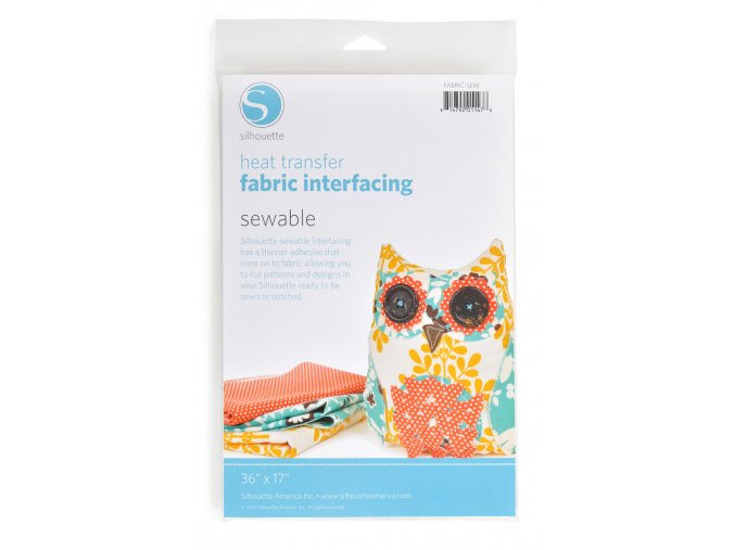 Přenášecí zažehlitelný materiál na textil - třepivý okraj