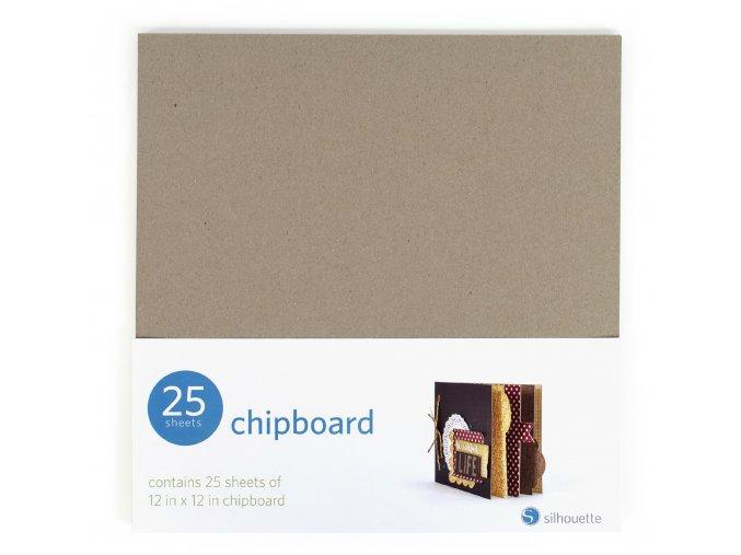 "12""x12"" ""chipboard"" pevné papíry"