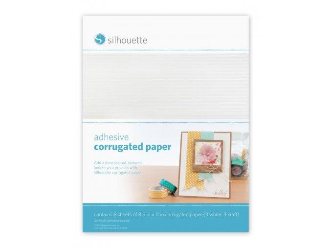 VLNITÝ samolepící papír
