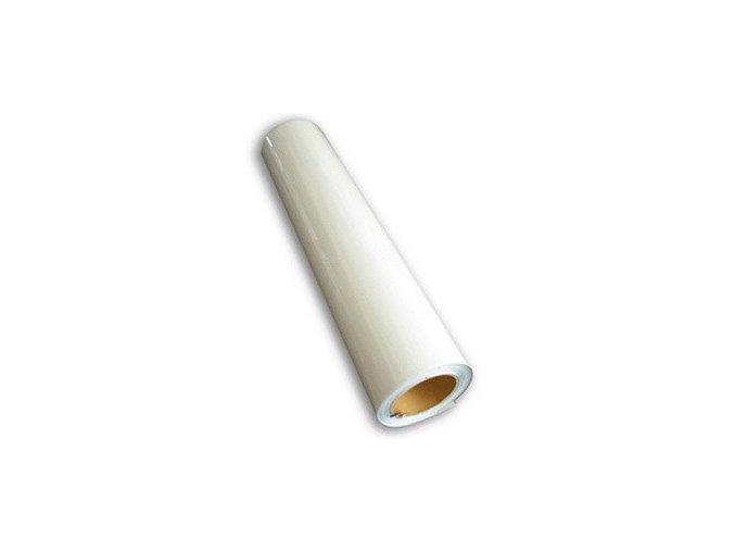 Bílá hladká nažehlovací fólie 30*100cm