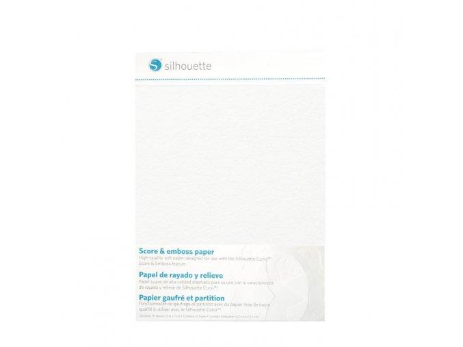 Embosovací papíry A6