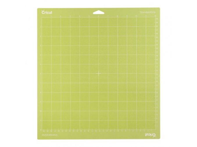 2001974 Cricut StandardGrip Adhesive Cutting Mat 12x12 Pkg