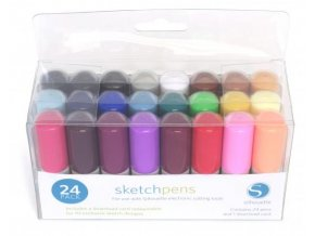 SKETCH PENS  24ks starter kit