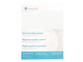 Embosovací papíry A4