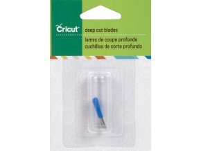 2003535 Cricut Deep Cut Replacement Blades Pkg