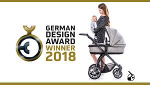 Kočík INDY sa stal víťaz German Design Award 2018