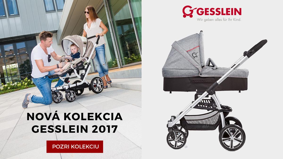 Gesslein Kolekcia 2017