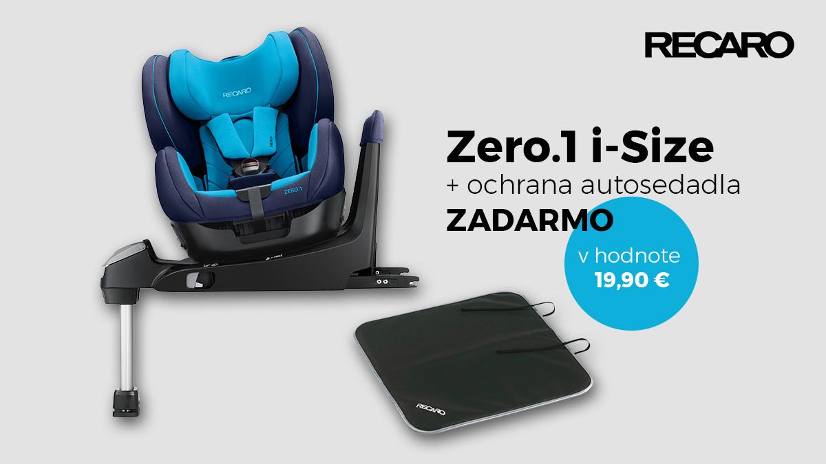 RECARO Zero.1 i-Size