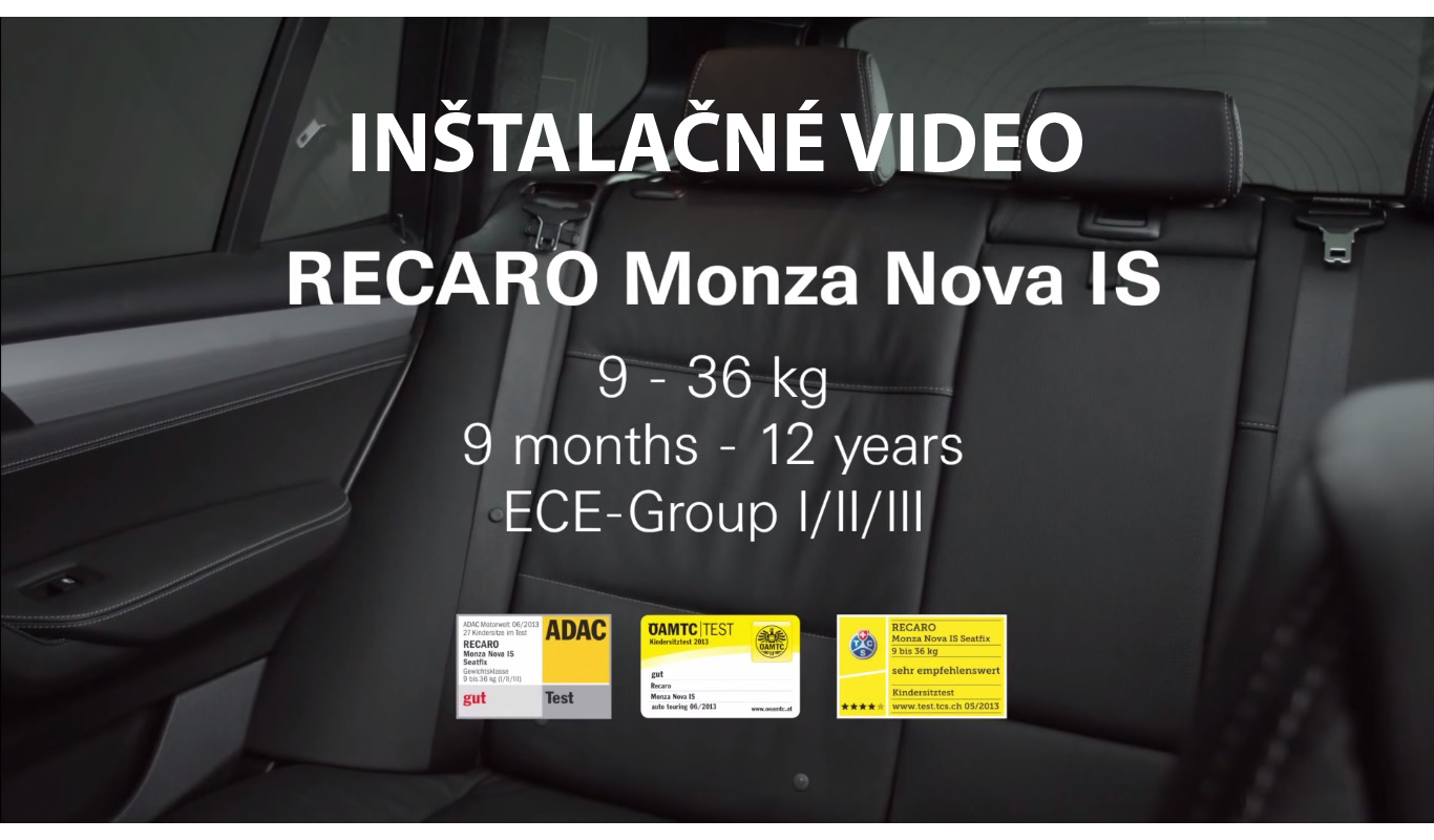 MONZA NOVA IS INSTAL
