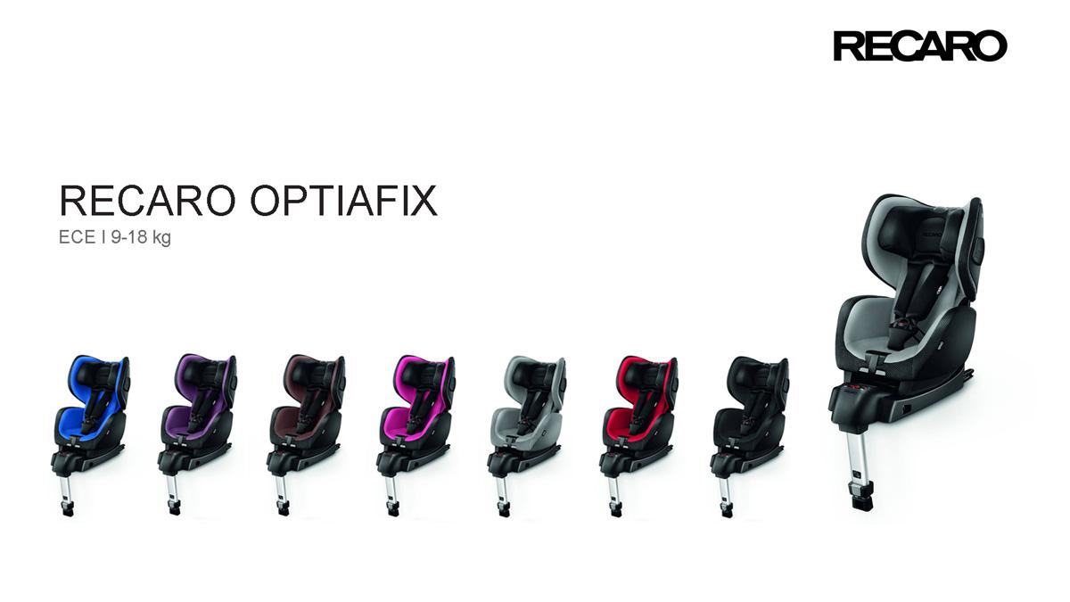 Recaro Optiafix
